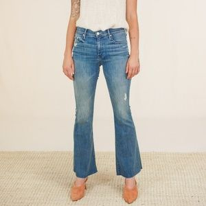 Denim Distressed Jeans (NWT)